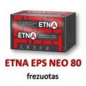 ETNA-N EPS 80 frezuotas-(su grafitu) - 53,86 €/m³