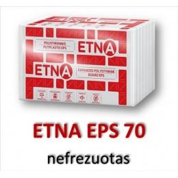 25 cm ETNA EPS 70 nefrezuotas nuo 32.91 €/m³