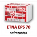 25 cm -ETNA EPS 70 nefrezuotas - 36.40 €/m³