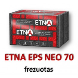 25 cm -ETNA-N EPS 70 frezuotas-(su grafitu) - 47.38 €/m³